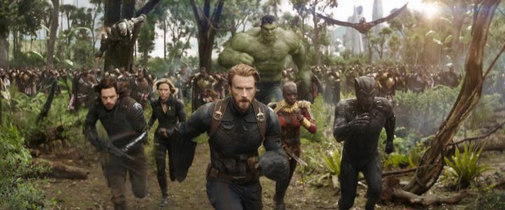 Avengers: Infinity War (2018) - Financial Information