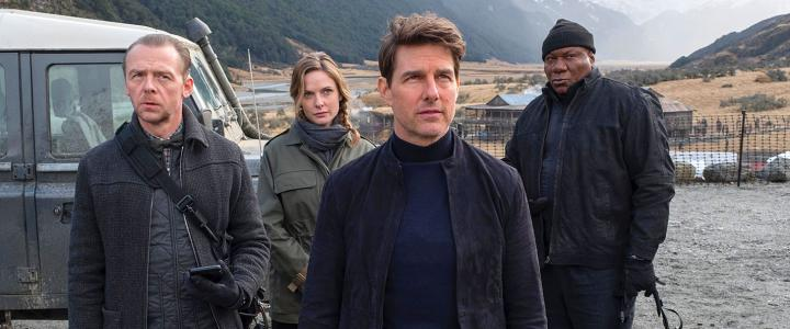 Mission: Impossible Franchise Box Office History - The Numbers