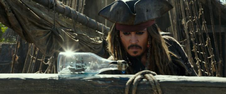 Pirates of the Caribbean Franchise Box Office History - The
