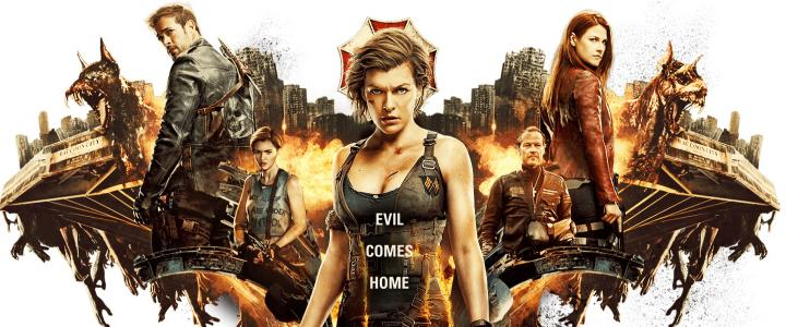 Resident Evil Franchise Box Office History The Numbers