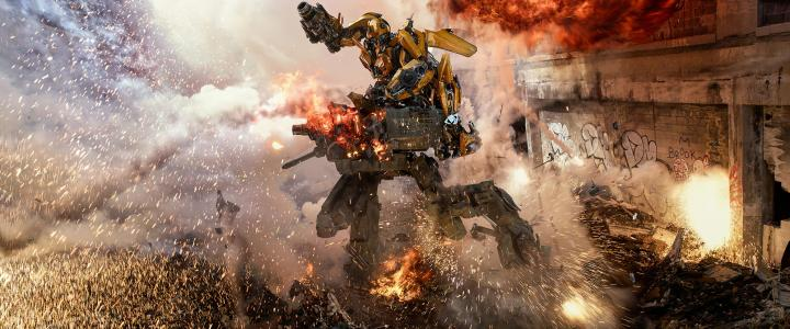 Transformers Franchise Box Office History The Numbers