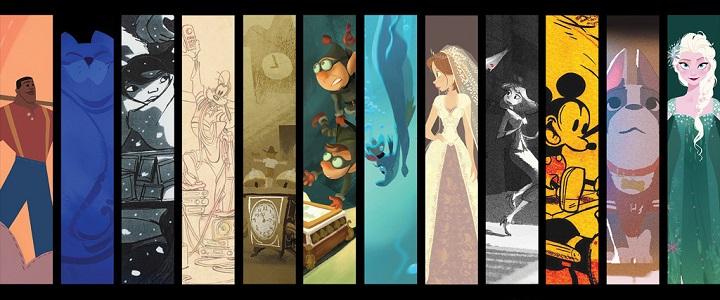Featured Blu Ray Dvd Review Walt Disney Animation Studios Short